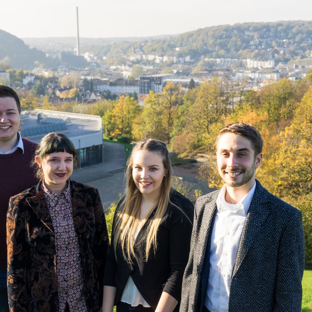 Kandidaten von RCDS und LHG Wuppertal