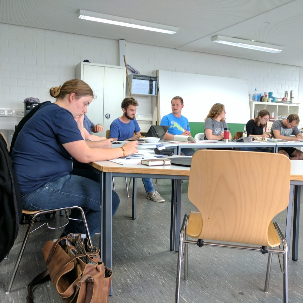 LHG Wuppertal StuPa Sitzung 2. August 2017