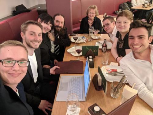 Mitgliederversammlung im April 2018